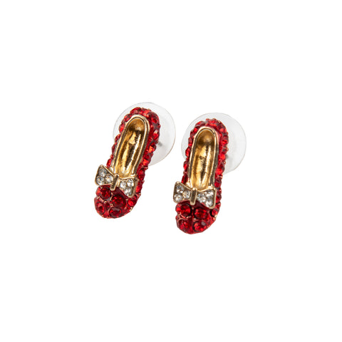 Red Shoe Studs