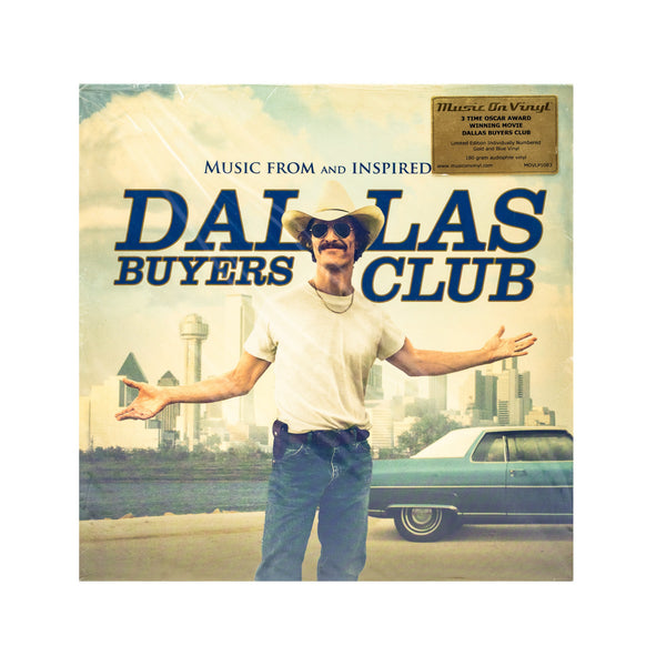 Soundtrack - Dallas Buyers Club - Vinyl