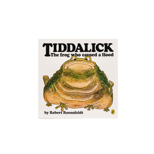 Tiddalick - Softcover
