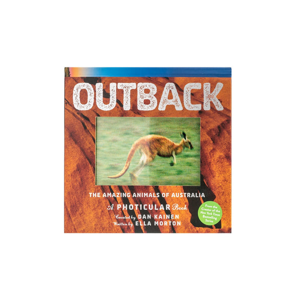 Outback - Hardcover