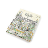All The Buildings in Melbourne - Hardcover