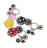 ACMI Scorsese Exhibition Casino Dice Key Ring