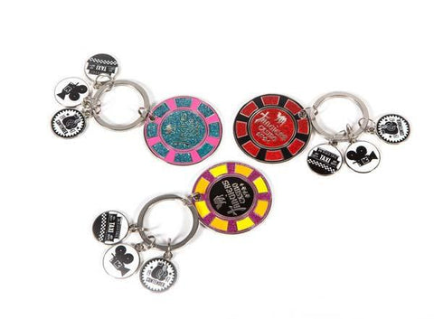 Scorsese - Casino Chips - Keyring