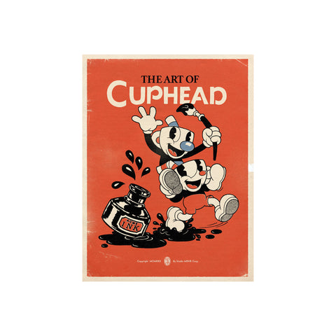 The Art of Cuphead - Hardcover