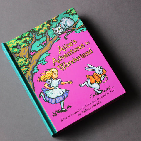 Pop Up - Alice In Wonderland - Hardcover