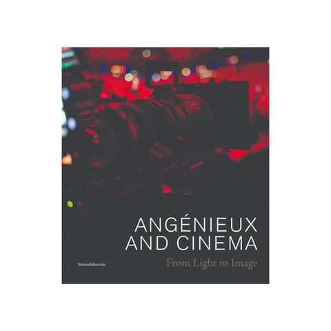 Angénieux and Cinema - Hardcover