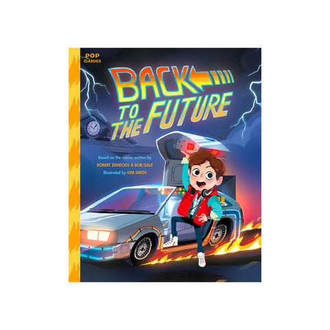 Back to the Future: Pop Classics - Softcover