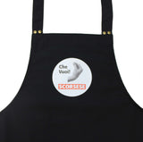 ACMI Scorsese Exhibition Che Vuoi Black Canvas Apron
