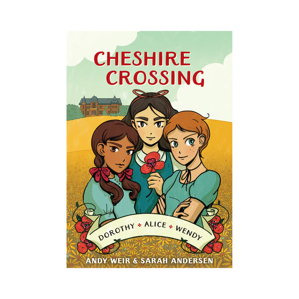 Cheshire Crossing - Softcover