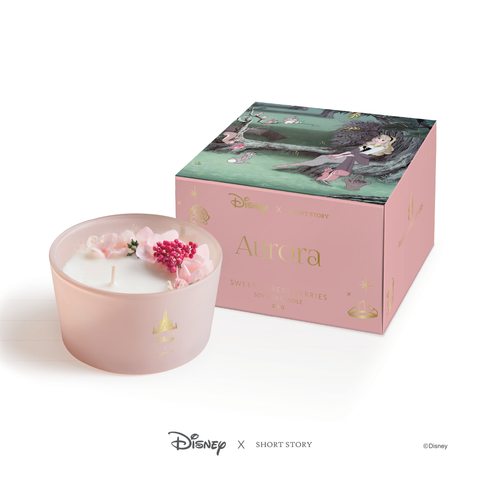 Short Story - Sleeping Beauty Candle