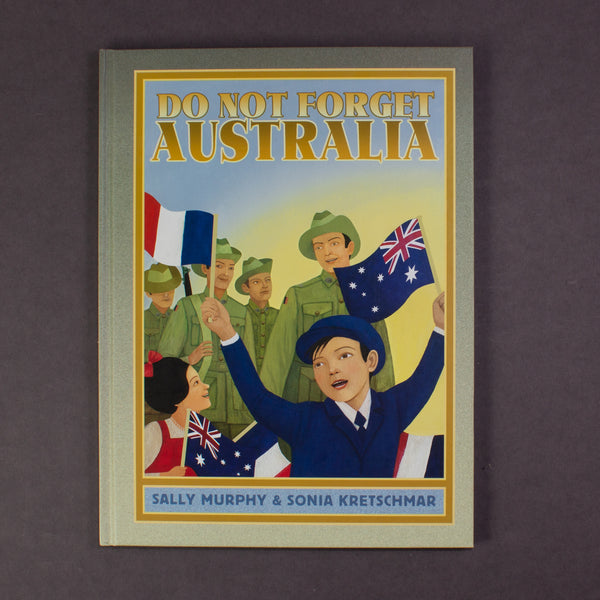 Don't Forget Australia - Hardcover