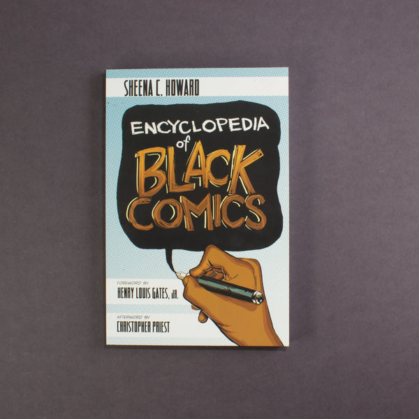 Encyclopedia Of Black Comics - Softcover