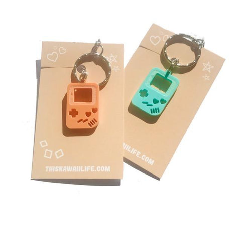 This Kawaii Life - GB Controller Keyring