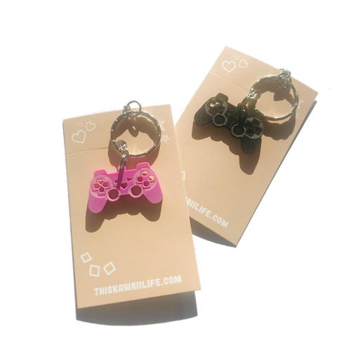 This Kawaii Life - PS Controller Keyring