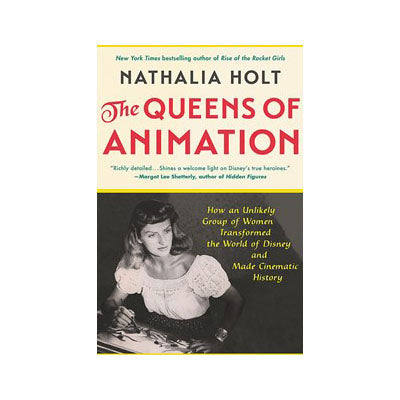 Queens of Animation - Softcover