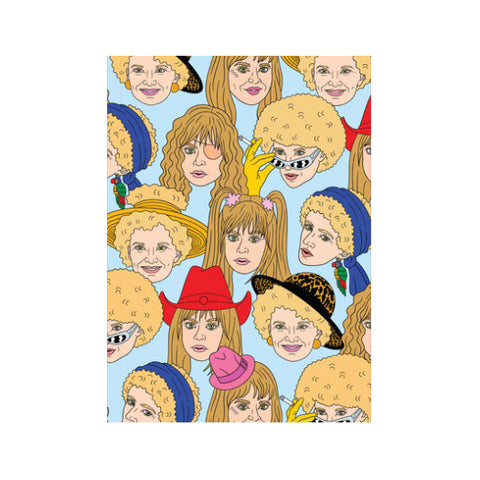 Cactvs - Kath & Kim Notebook