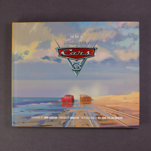 Art of Cars 3 - Hardcover