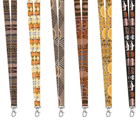 Munupi Artists - Lanyard