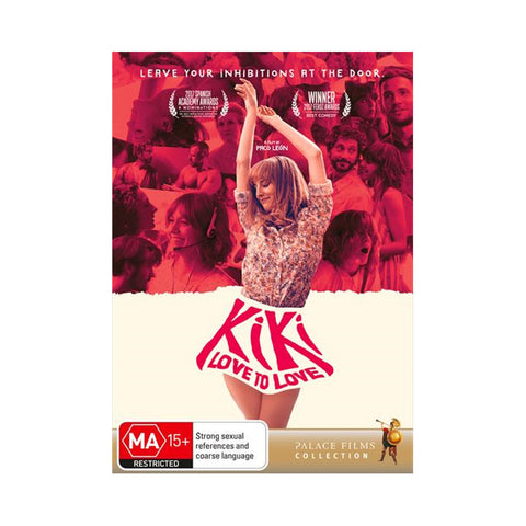 Kiki Love To Love - DVD
