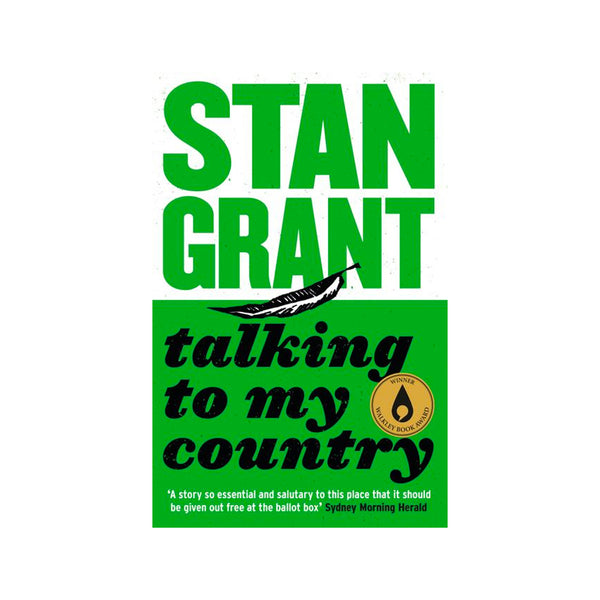 Talking To My Country - Softcover