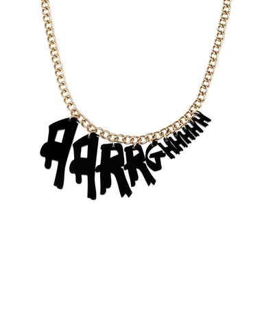 Tatty Devine - Aarrghhhh Necklace