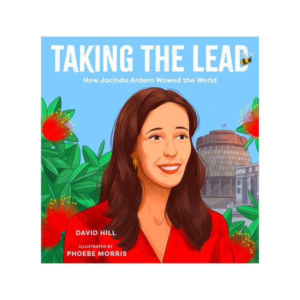 Taking the Lead  - Hardcover
