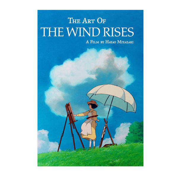The Art of The Wind Rises - Hardcover