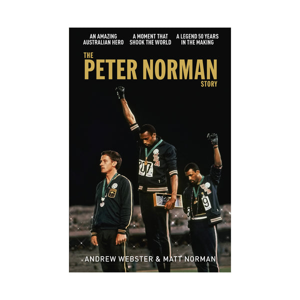 The Peter Norman Story - Softcover