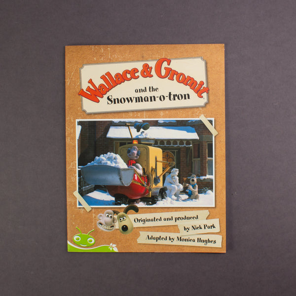 Aardman - Wallace & Gromit Snowman-o-tron - Softcover