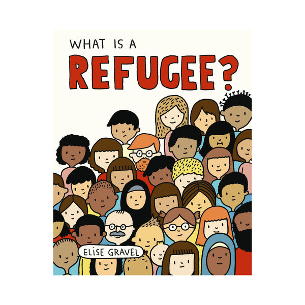 What Is A Refugee?  - Hardcover