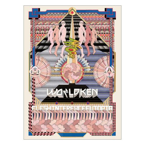 Jess Johnson Worldken - Limited Edition Print