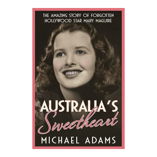 Australia's Sweetheart - Softcover