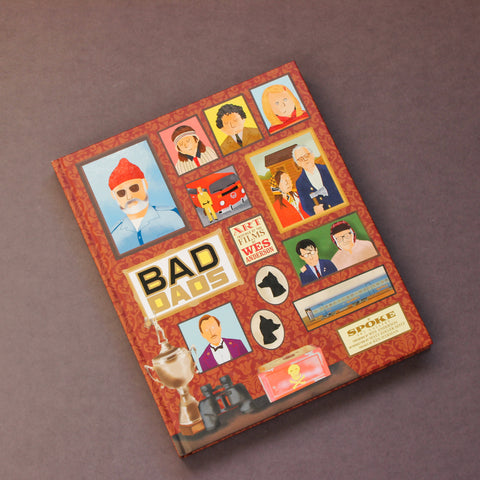 Wes Anderson - Bad Dads - Hardcover