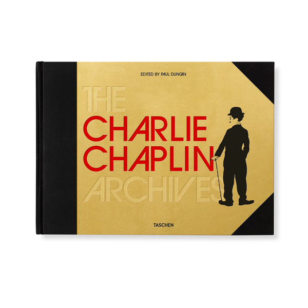 Charlie Chaplin Archives - Hardcover