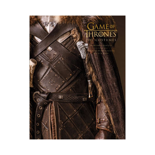 Game of Thrones: The Costumes - Hardcover