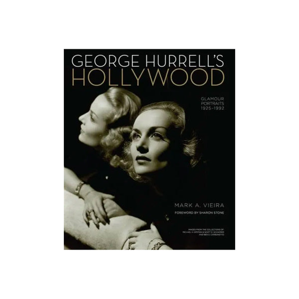 George Hurrell's Hollywood - Hardcover