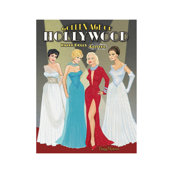 Golden Age of Hollywood - Paper Dolls