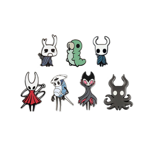 Hollow Knight - Metal Pin