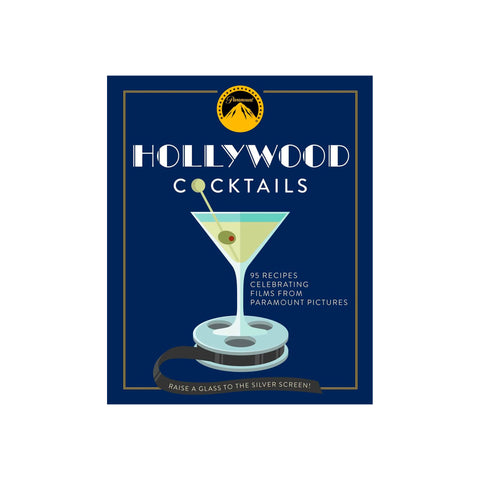 Hollywood Cocktails - Hardcover
