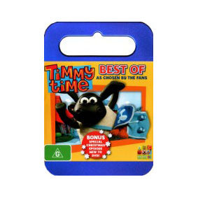 Best Of Timmy Time - DVD