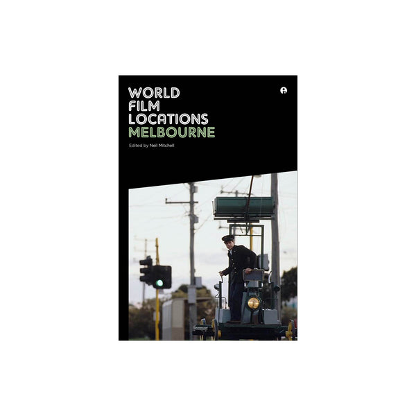 Melbourne Film Locations - Softcover