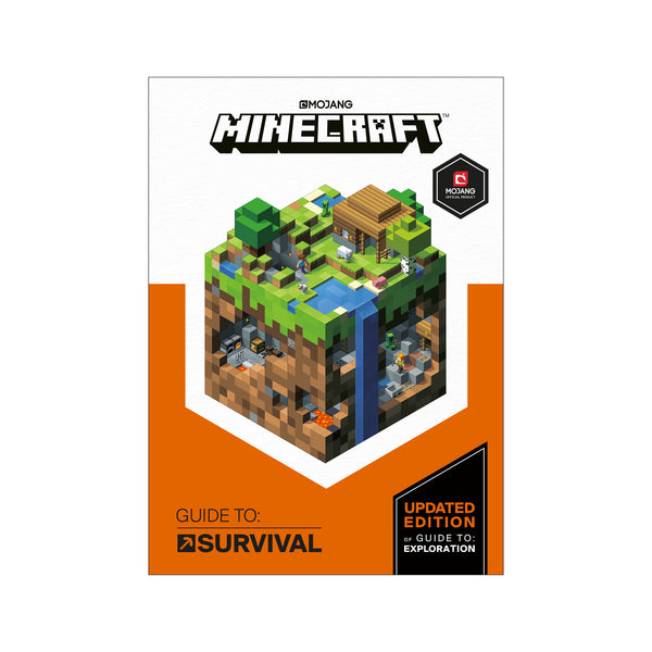 Minecraft Guide To Survival - Hardcover