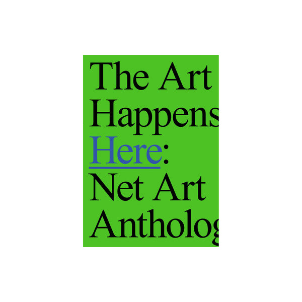 The Art Happens Here - Softcover