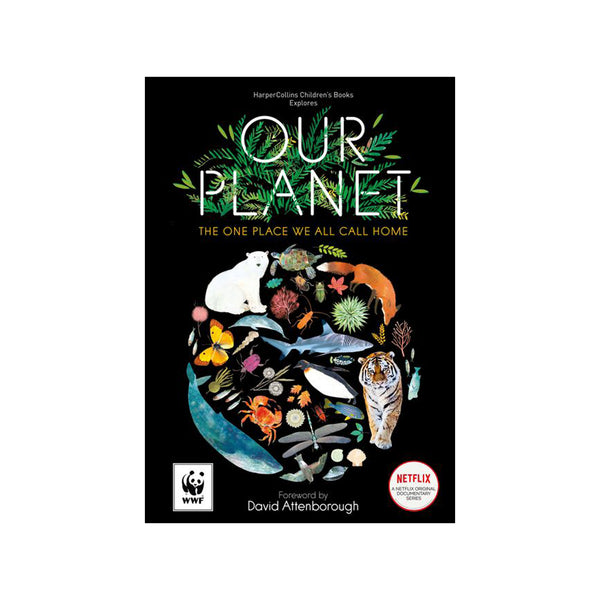 Our Planet - Hardcover