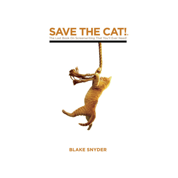 Save The Cat! - Softcover