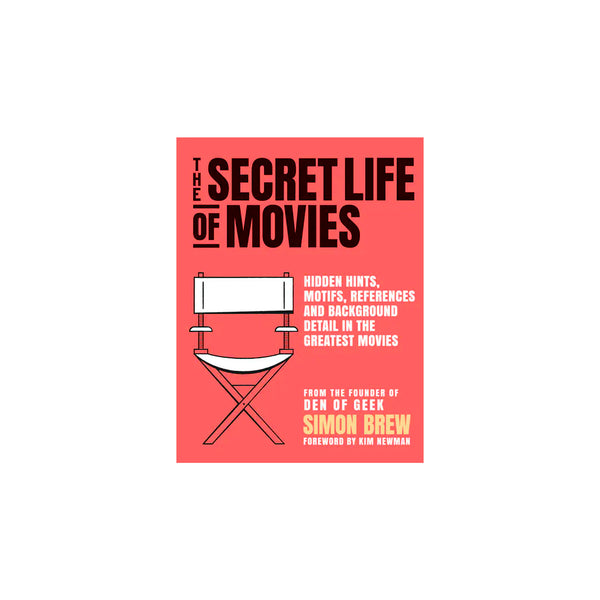 Secret Life of the Movies - Softcover
