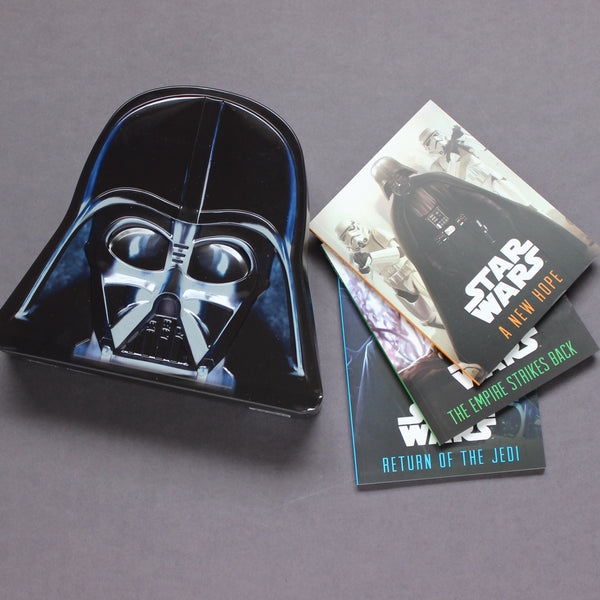 Star Wars - Darth Vader Book Tin