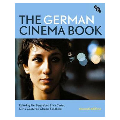 The German Cinema Book - Softcover