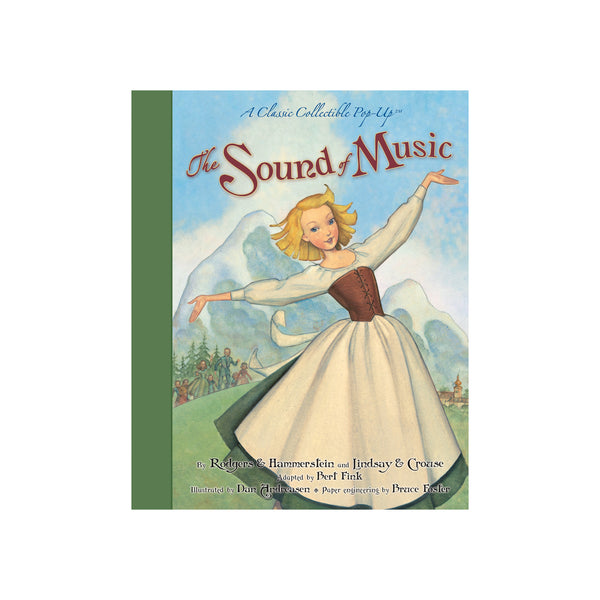 The Sound of Music Pop-Up - Hardcover