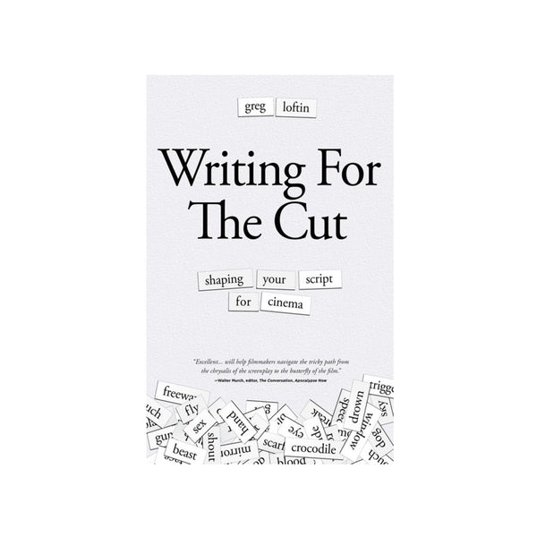 Writing for the Cut - Softcover